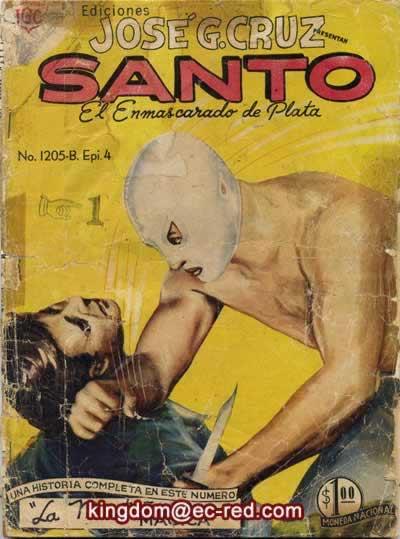 el santo: