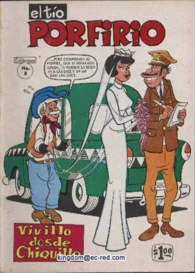 EL TIO PORFIRIO (Editormex)